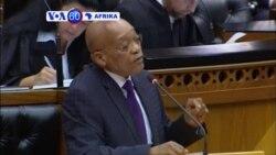 VOA60Afrika: Mahakama Afrika Kusini itaamuwa leo iwapo rais Jacob Zuma atarudisha dola millioni 16 alotumia kukarabati makazi yake binafsi.