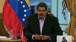 Prezidan Trump Pale nan Telefòn ak Lidè Opozisyon Venezuela la
