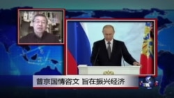 VOA连线:普京国情咨文,旨在振兴经济