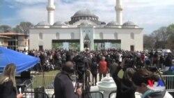Erdog'an AQShda islom markazini ochdi