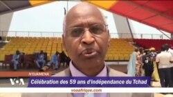 Célébration des 59 ans d'indépendance du Tchad