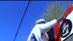 2013-01-30 美國之音視頻新聞: 馬里城市廷巴克圖很多店鋪被搶劫