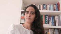 Anamely Ramos, profesora y curadora de arte