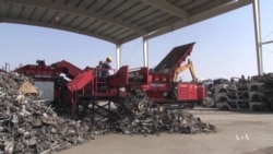 Scrap-Metal Separation May Become Cheaper