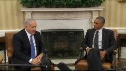 دیدار اوباما با نتانیاهو در کاخ سفید پس از یک سال پراختلاف