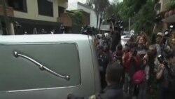 哥倫比亞為馬爾克斯舉行三天的全國哀悼