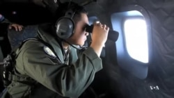 US Pilots Discuss Malaysian Plane Mystery
