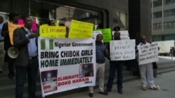 Nigerians in US Rally for Kidnapped Girls Back Home