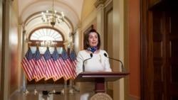 Nancy Pelosi reacciona ante decisión de Corte Suprema