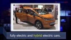 Học từ vựng qua bản tin ngắn: Hybrid (VOA)