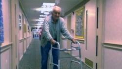Ancianos y el ejercicio