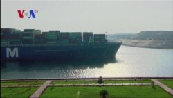 Suez Expansion Will Double Ship Traffic