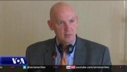 Diplomati i lartë amerikan Jorgan Andrews në Kosovë