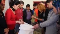 Diyarbakır'da Oy Sayımı Başladı