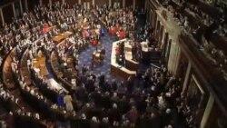 صد و چهاردهمین کنگره آمریکا ؛آغاز زورآزمایی کنگره و کاخ سفید