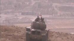 美軍持續打擊科巴尼伊斯蘭國目標