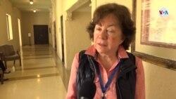 """Leonor Etchevehere, representante de """"El Diario"""" de Panamña, habla con Voz de América sobre las claves para preservar la libertad de prensa"""