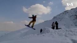 برف و فرصت ورزشهای زمستانی