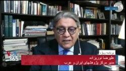 علیرضا نوریزاده: سپاهی که امروز یک هیولا شده، با سپاه دوران جنگ فرق دارد