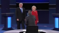 SAD: Ko je bio bolji.... Clintonova ili Trump?!