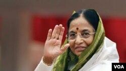 Presiden India Prathiba Patil