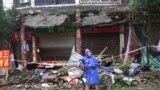 Provinsi Sichuan, China sebelumnya dilanda gempa pada 16 September 2021 (foto: ilustrasi) dan kembali terkena bencana tanah longsor.