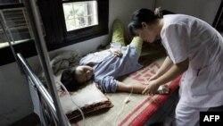 Dự án cải thiện y tế này sẽ nâng cấp một bệnh viện ở Hà Nội và một bệnh viện khác ở tỉnh Tuyên Quang.