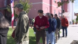 Getting It Over With, Voters Vote Early