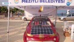 Mersin'in Güneş Festivali