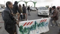 شرایط شورشیان لیبی برای آتش بس