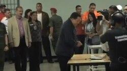 委内瑞拉宣布查韦斯再次连选连任
