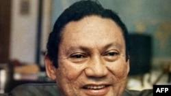 Nhà cựu lãnh đạo độc tài quân phiệt của Panama Manuel Noriega (hình lưu trữ)