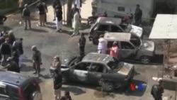 巴基斯坦遭塔利班爆炸襲擊13人喪生
