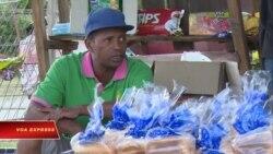 Tại Zimbabwe, bánh mì chỉ dành cho người giàu