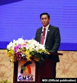 Henry Van Thio - Myanmar Vice President 2