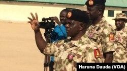 Kwamandan Operation Lafiya Dole, Manjo Janar Rogers Nicholas