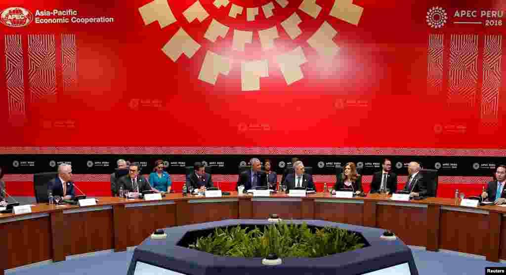 Vu comme un contrepoids à l'influence grandissante de la Chine, ce traité a été signé en 2015 après d'âpres négociations par 12 pays d'Asie-Pacifique représentant 40% de l'économie mondiale. Mais le texte n'était pas encore entré en vigueur, en l'absence