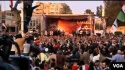 埃及反对派计划星期二集会反对穆尔西