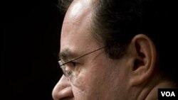 Menteri Keuangan Yunani George Papaconstantinou