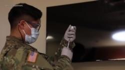 驻韩美军可自愿接种新冠疫苗