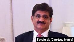 وزیر اعلی سندھ سید مراد علی شاہ۔ فائل فوٹو