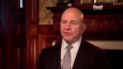 McMaster Talks About Iran's Influence in Iraq