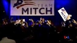 2014-11-05 美國之音視頻新聞: 共和黨控制參眾兩院或改變奧巴馬外交政策