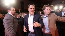 "Mitt Romney criticó al presidente Barack Obama al que calificó como ""liberal de vieja escuela""."