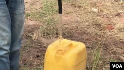 Cuamba não tem água para todos