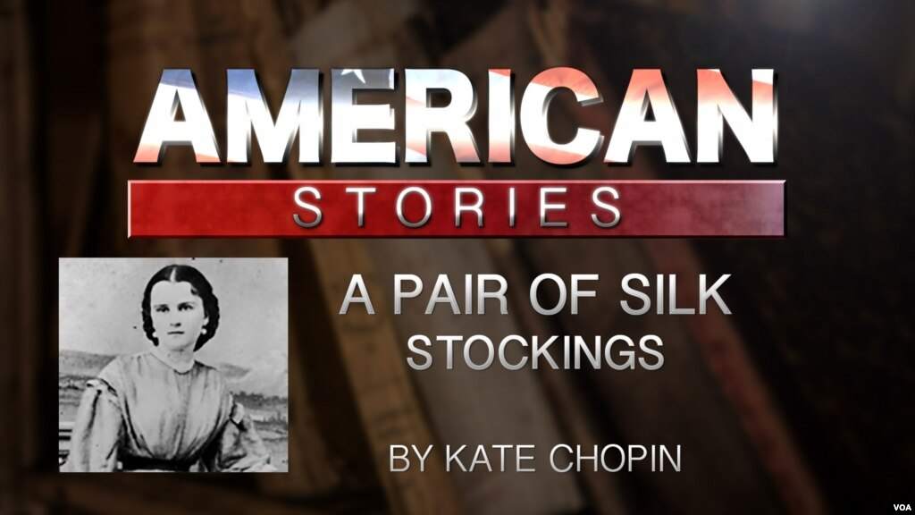 Kate chopin a pair of silk stockings essay