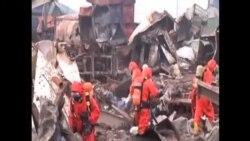 中國警方拘捕天津大爆炸案12名嫌疑人
