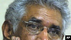 Mac Maharaj, former South African Minister of Transport. (File Photo)