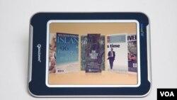Aunque el iPad ya mostraba color, ha sido necesaria esta tecnología para lograr que consuma poca energía.