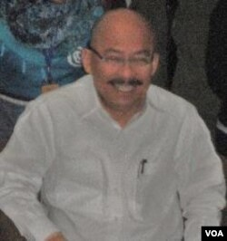 Anggota Satgas Pemberantasan Mafia Hukum, Mas Ahmad Santosa (foto: dok).